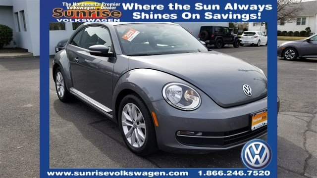certified pre owned  volkswagen beetle  tdi  hatchback  lynbrook  sunrise