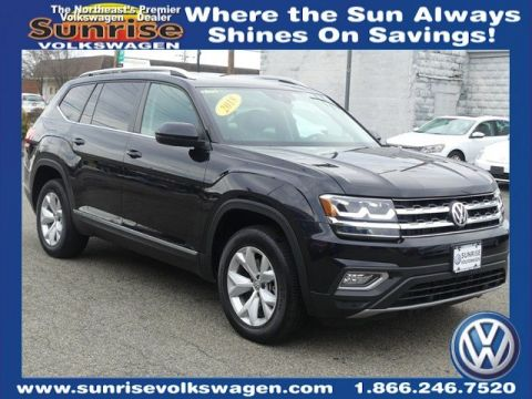 Certified Pre-Owned 2018 Volkswagen Atlas SEL