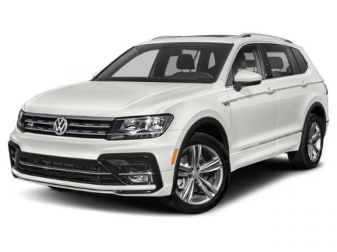 Pre-Owned 2019 Volkswagen Tiguan AWD
