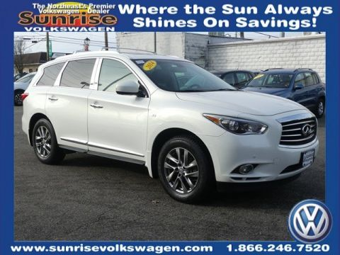 Pre-Owned 2014 INFINITI QX60 Base With Navigation & AWD